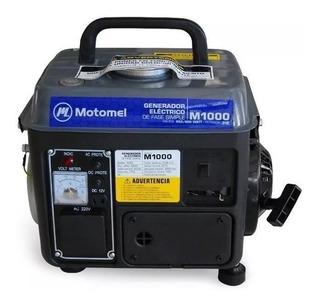 Generador portátil Motomel M1000 800W monofásico 220V