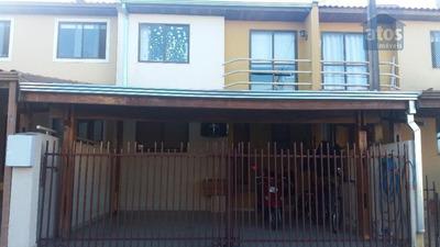 Sobrado Residencial À Venda, Boqueirão, Curitiba. - Codigo: So0472 - So0472