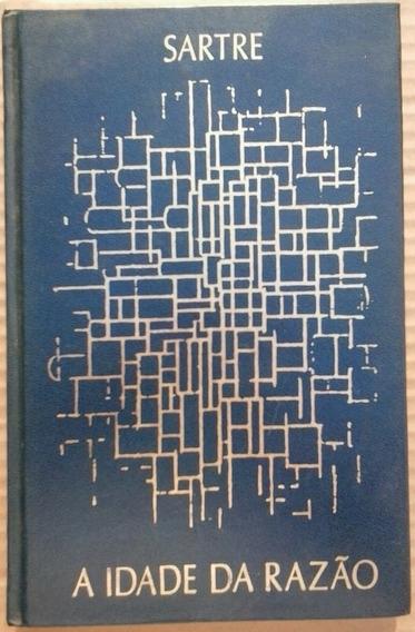 Livro A Idade Da Razão Jean Paul Sartre Luxo