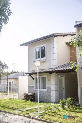 Casa Residencial À Venda, Divineia, Aquiraz. - Codigo: Ca1554 - Ca1554