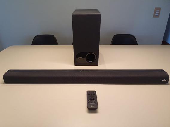 Sound Bar Com Subwoofer Wireless Signa S1 - Polk