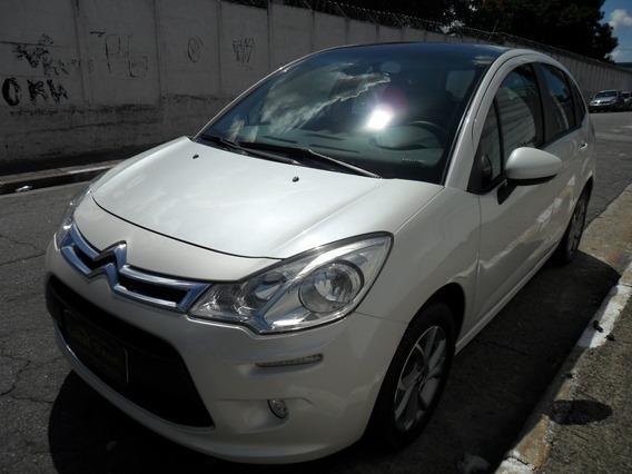 Citroën C3 Tendance 1.5 Flex Teto Panorâmico 2013