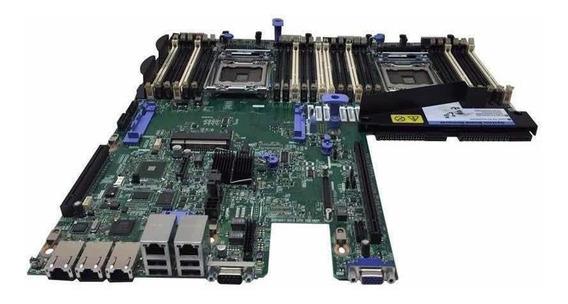 00y8375 Servidor Ibm Placa Mãe X3550 M4 System Board
