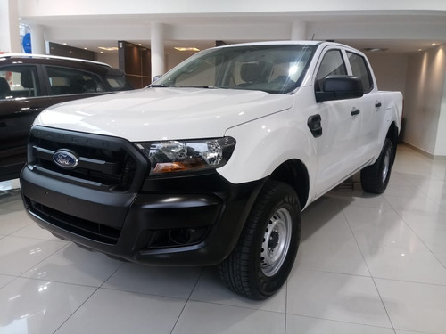 Ford Ranger 2.5 Cd Ivct Xl 166cv Entrega Inmediata.