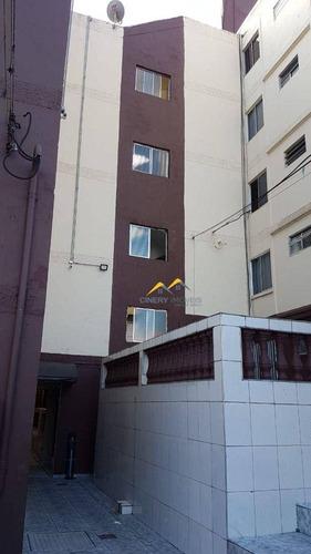 Imagem 1 de 25 de Apartamento Com 2 Dormitórios À Venda, 48 M² Por R$ 160.000,00 - Conjunto Residencial José Bonifácio - São Paulo/sp - Ap0218