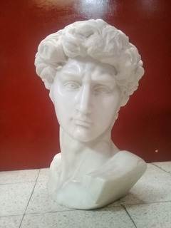 Escultura En Marmol - David
