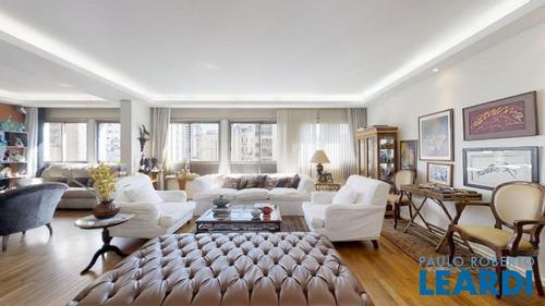 Imagem 1 de 15 de Apartamento - Higienópolis  - Sp - 600341