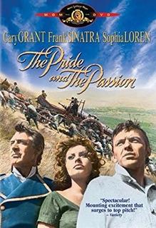 Orgullo Y Pasión( Frank Sinatra- Sophia Loren) Napoleon Dvd