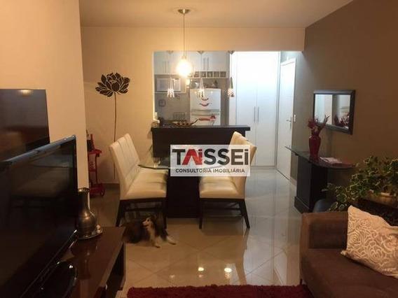 Apartamento 03 Dormitórios Com 01 Suite E Deposito - Ap0727