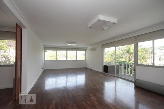 Apartamento Para Aluguel - Pacaembu, 4 Quartos, 255 - 892849320