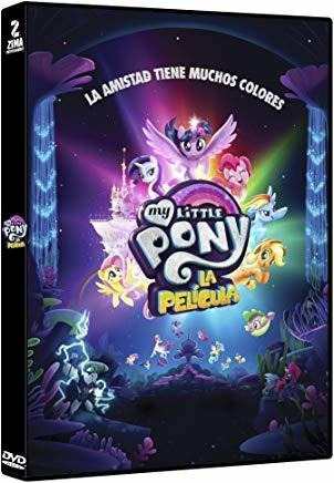Dvd A 1 Pequeño Pony (dvd)