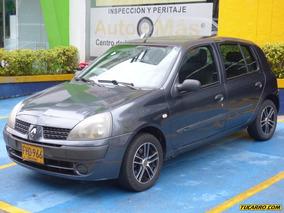 Renault Clio Ii Autentique Mt 1600cc Aa