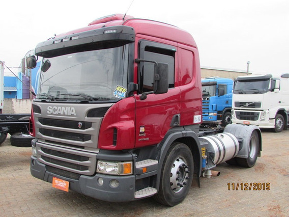 Scania P 360 4x2 Opticruise