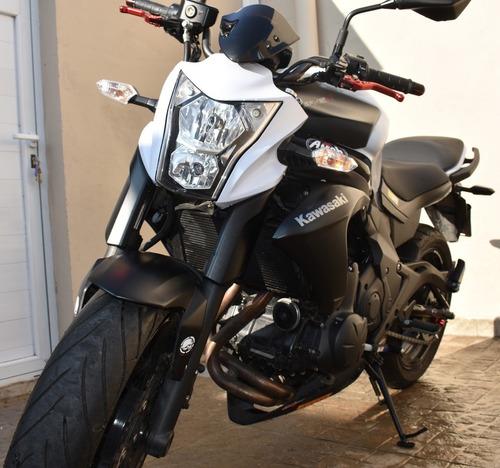 Kawasaki Er 6n 2014 3.900km - Como 0km - Con Accesorios