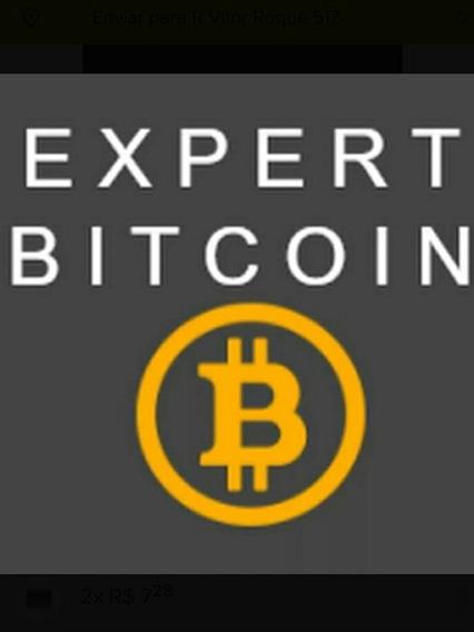 Curso Expert Em Biticoin O Melhor Muito Top Completo