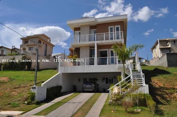 Casa Em Condomínio Para Venda Em Santana De Parnaíba, New Ville, 3 Suítes, 5 Banheiros, 4 Vagas - 2375_2-124142