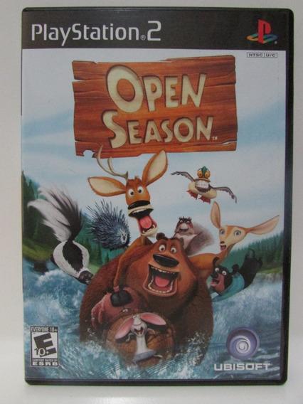 Open Season - Game Play 2 Original Completo