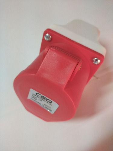 Toma Industrial 32 Amp Hembra Superficial Andeli