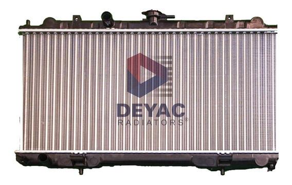 Radiador Nissan Sentra 2001 Deyac 23 Mm