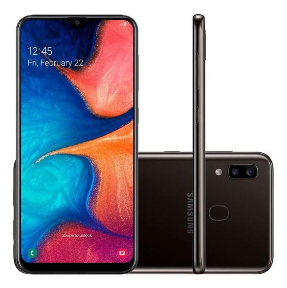 Samsung Galaxy A20 32gb Tela 6,4
