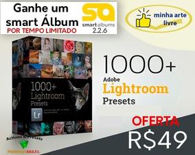 Pack 1000 Presets Lightroom Premium+brinde