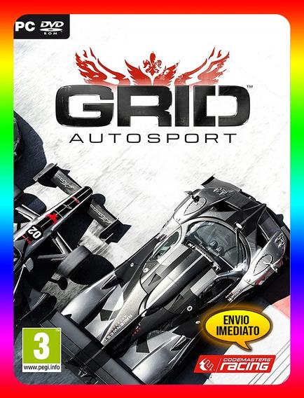 Grid Autosport Pc - Steam Key (envio Já)