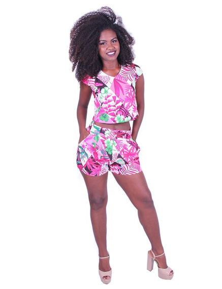 Conjunto Feminino Valentina So-17035 - Asya Fashion