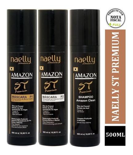 Naelly St Premium P1 + P2 + Brinde! Progressiva E Definitiva