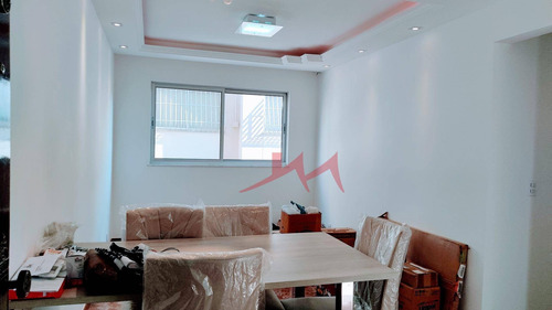 Apartamento Com 2 Quartos À Venda, 52 M² Por R$ 230.000 - Alcântara - São Gonçalo/rj - Ap0057