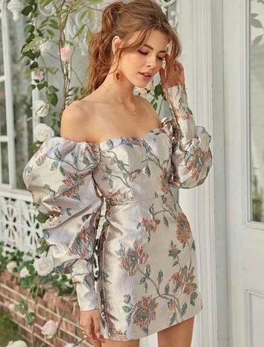 Elegante Vestido Corto