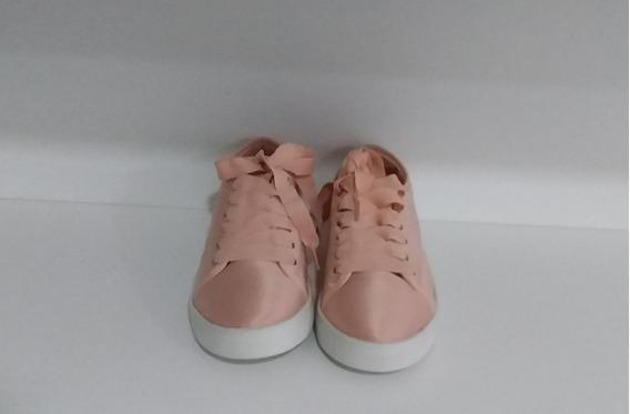 A 10284 0001 0024 U Tênis Peach Rose Arezzo C1