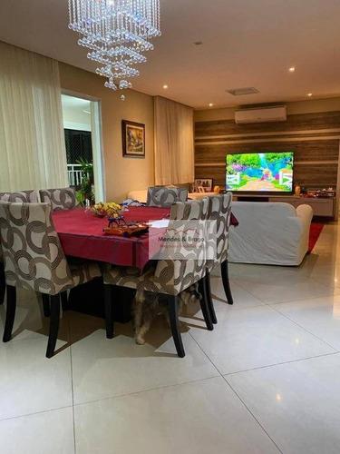 Imagem 1 de 30 de Apartamento À Venda, 128 M² Por R$ 950.000,00 - Vila Augusta - Guarulhos/sp - Ap2077