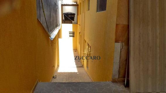 Casa Com 2 Dormitórios Para Alugar, 90 M² Por R$ 1.200/mês - Jardim Rosa De Franca - Guarulhos/sp - Ca3612