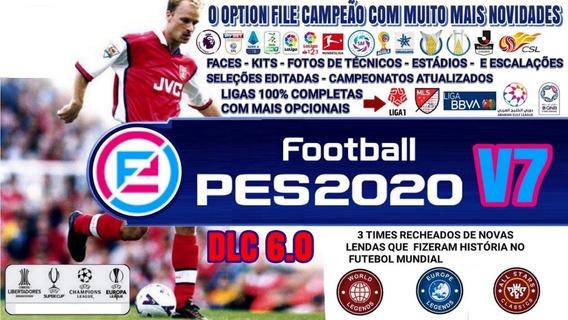 Patch Brasileirão 2020 Pes 2020 Ps4 - Atualizadissimo