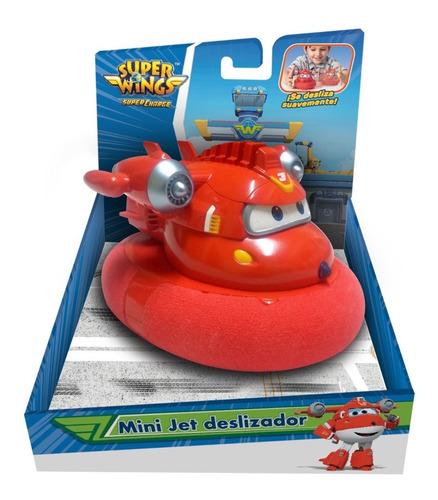 Vehículo Súper Wings Fotorama  Mini Jett Deslizador 1215