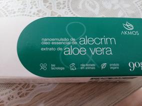 Kit Com 10 - Pasta De Dente Vegana Akmos