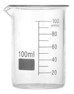Vaso Precipitado (beaker) 100, 250, 600, 1000, 2000, 4000