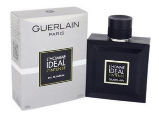 Perfume L´homme Ideal L´íntense Edp X 100 Ml Guerlain Orig.