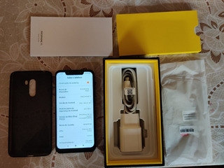 Xiaomi Pocophone F1 Dual Sim 6gb 128 Gb Graphite Black Usado