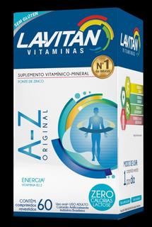 Lavitan Az Promoção 6 Unidades (360 Cápsulas) Centrum Homem