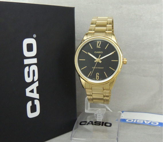 Relógio Casio Masculino Mtp-v005g-1budf - Nfe - Lançamento