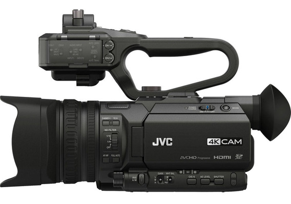 Camara De Video Jvc Gy-hm170ua 4kcam