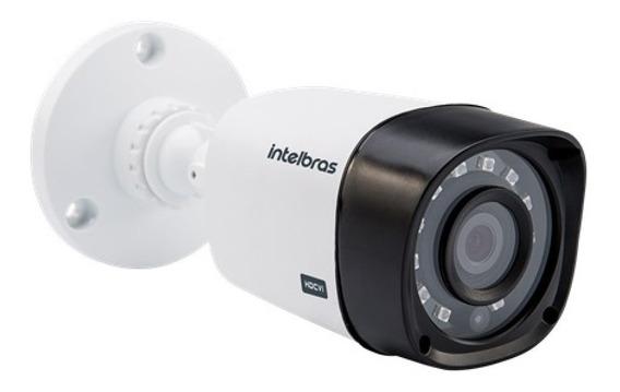 Câmera 10 Mt 3.6 Mm Multi Hd Vhd 1010b Irg4 Bullet