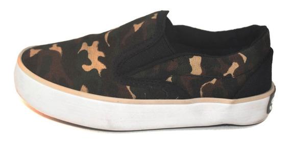 Pancha Camuflado Small Shoes