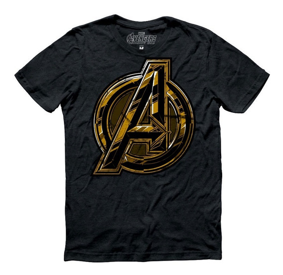 Máscara De Latex Playera Avengers