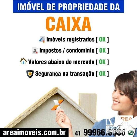 Casa Com 2 Dormitórios À Venda, 91 M² Por R$ 57.082,62 - Chapada - Ponta Grossa/pr - Ca0444