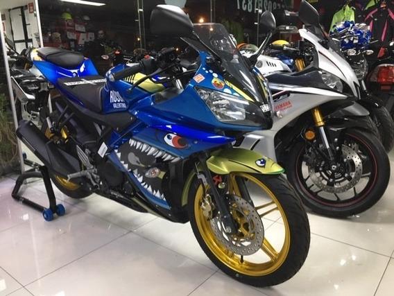 Yamaha Yzf R15 Tiburon