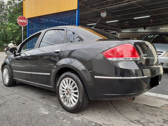 Fiat Linea 2010 Absolute Dualogic 1.9 Flex