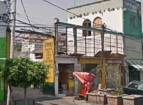Local En Renta En Iztapalapa, Local En Renta En Colonia Santiago Acahualtepec, 48m2 De Superficie.
