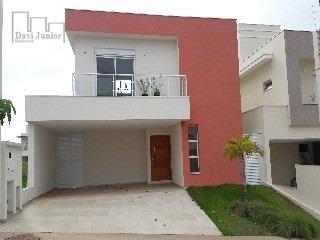 Casa À Venda, 253 M² Por R$ 1.350.000,00 - Condomínio Chácara Ondina - Sorocaba/sp - Ca1651